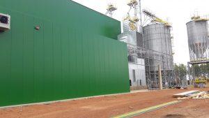 Câmara de Sementes Fazenda Progresso - Kingspan Isoeste