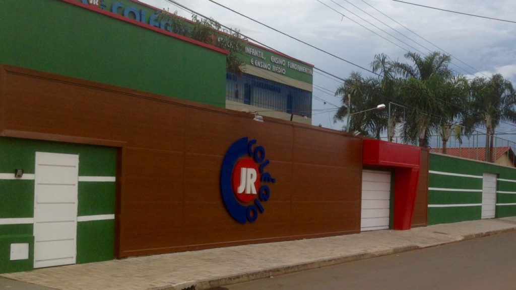 Colégio JR - Kingspan Isoeste