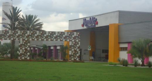 Indústria de Alimentos Kraft Foods - 1 - Kingspan Isoeste